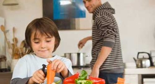 How to help your picky eater learn to enjoy new foods