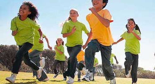 Does your child seem depressed? Exercise can help