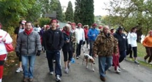 Second Annual Oral Cancer Walk for Awareness