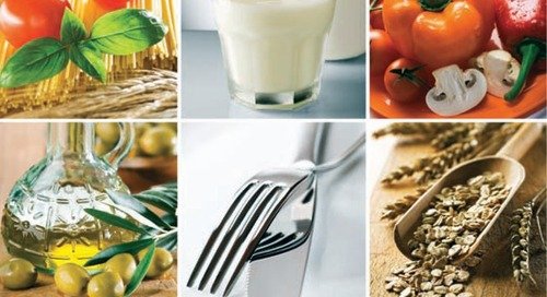 Nutrition A Vital Component to Promote a Healthy Lifestyle