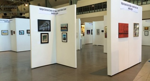 5th Annual Swedish Multiple Sclerosis Center Art Show