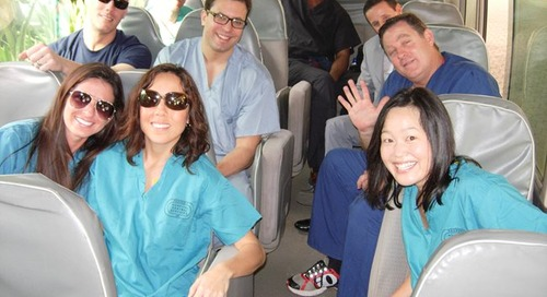 Volunteer trip to Kenya for spine surgeries