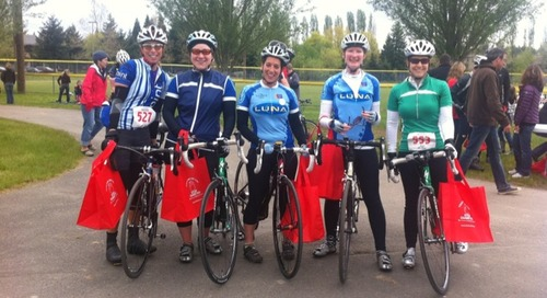 Riding to make a difference for people with diabetes
