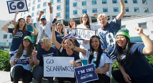 12th Man Fans: Protect your voice and hearing!