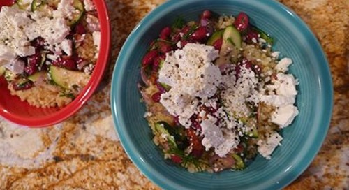 Beat the heat! Easy, healthy, no-cook meals for multiple sclerosis
