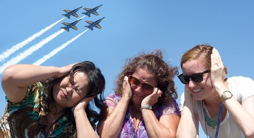 Protect your hearing at Seattle's Seafair