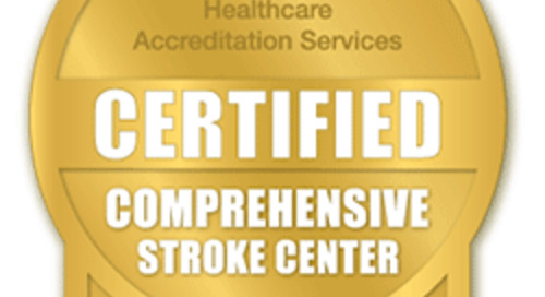 Swedish Cherry Hill Awarded Comprehensive Stroke Center Certification