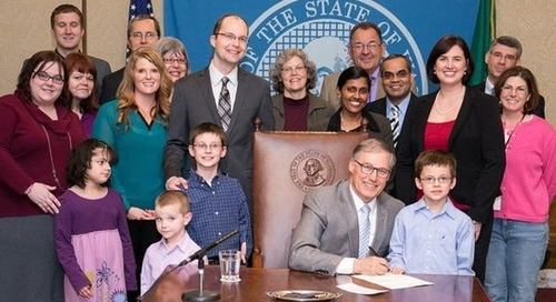New Washington State Law to Help Children with Food Allergies