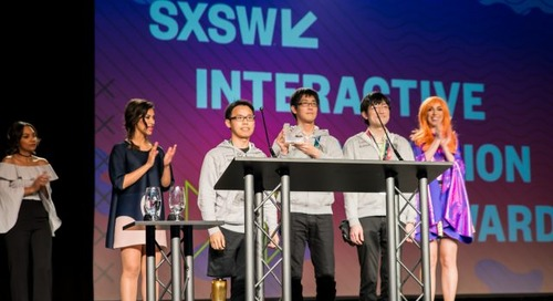 2018 SXSW Interactive Innovation Awards Finalists Announced