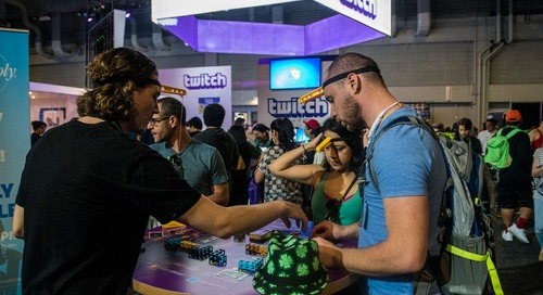 Apply to Exhibit at the 2017 SXSW Gaming Expo