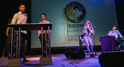 Watch the 20th Annual SXSW Interactive Innovation Awards Live