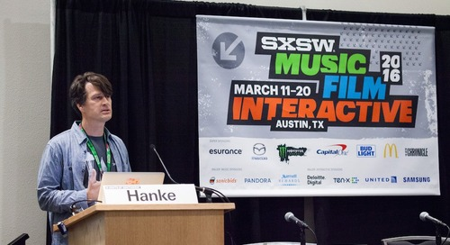 The Future of AR is Already in Your Pocket: Pokémon GO at SXSW 2016 [Video]
