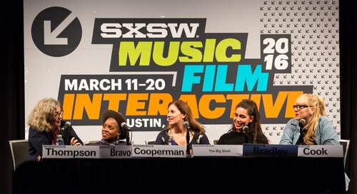 What's New: 2017 SXSW Film PanelPicker