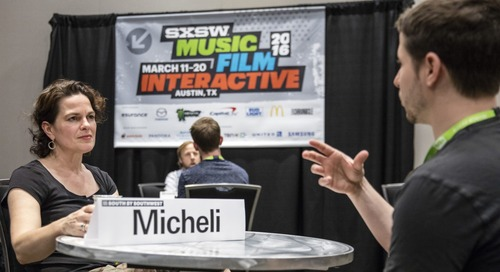SXSW Conference Announces 40 Film Mentors & Round Table Participants
