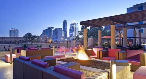 SXSW Housing: New Hotels, Specialty Suites, and More
