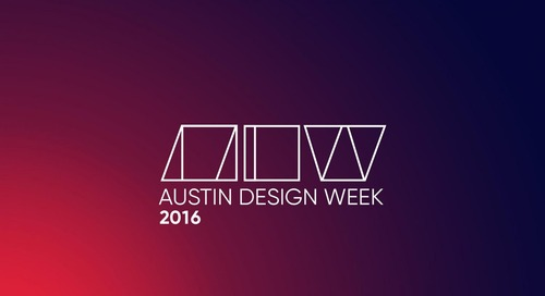 SXSW Partners With Austin Design Week In Celebration of Austin's Creative Community