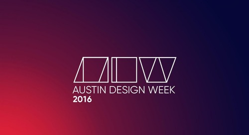 SXSW Partners With Austin Design Week In Celebration of Austin's Creative Community
