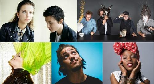 The 2017 SXSW Music Festival Artist Announcement – Round One