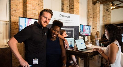 Social Good Hub Opens Sunday Highlighting Design & Storytelling