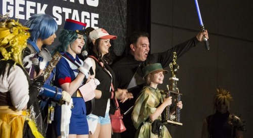 SXSW Gaming Opening Party Featuring the Cosplay Contest