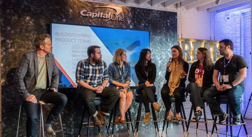 Capital One @ SXSW Looking Back and Forward
