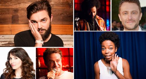SXSW Comedy Festival Announces Initial 2017 Lineup