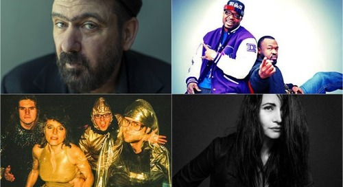 SXSW Music Weekly Round-Up: Mentors, Music Films, Mark Eitzel, Protex, Chicano Batman & More