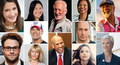 SXSW Conference Announces Keynote Jessica Shortall, Buzz Aldrin, Cory Booker, and More