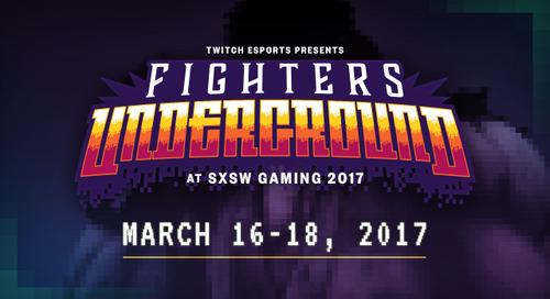 Fighters Underground at SXSW Gaming 2017