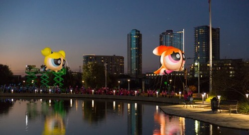 SXSW Outdoor Screenings at the Long Center
