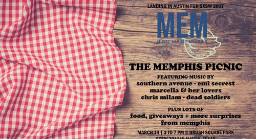The Memphis Picnic Has Got the Blues