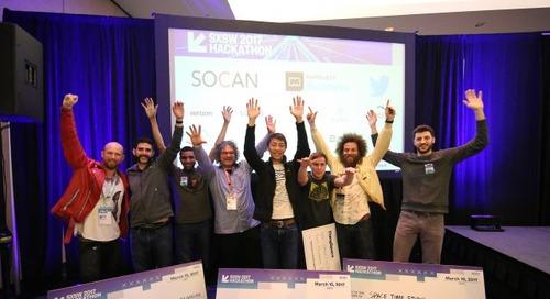 An Update from Two Winning Hackathon Teams