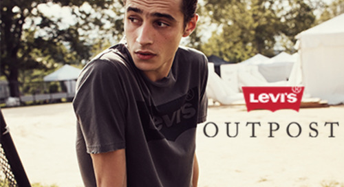 See the Future of Clothing at the Levi's® Outpost