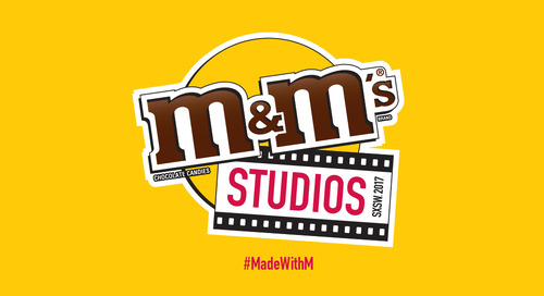 M&M'S® Makes its Debut at SXSW with the Premiere of M&M'S® Studios