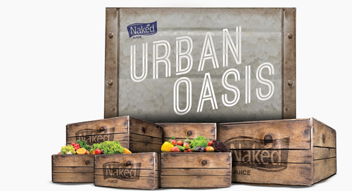Naked Juice Making a Splash with Fruits and Vegetables at SXSW 2017