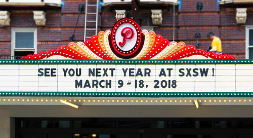 See You Next Year: SXSW 2018 Dates Announced