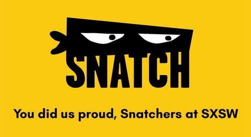 More than 10,000 People Became Snatchers at SXSW