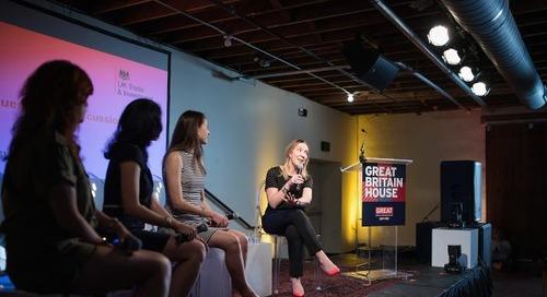 Brits Imagine A Better World, A Better Future, A Better Self at SXSW