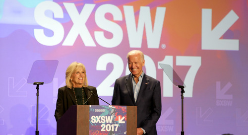 Vice President Joe Biden at the 2017 SXSW Conference with an Introduction from Dr. Jill Biden [Video]
