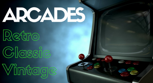 Go Back in Time to Play the Great Arcade Games in History