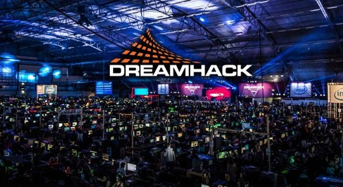 Discover DreamHack at the 2017 SXSW PC Arena
