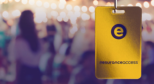 Hit the Ground Running with #EsuranceAccess