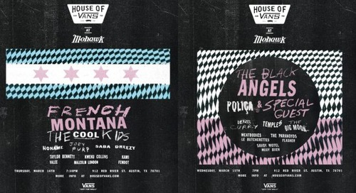 House of Vans Returns to SXSW: Peep the Lineup