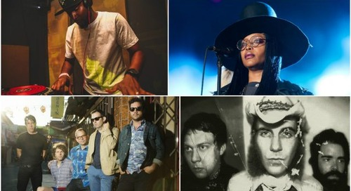 SXSW Music Weekly Round-up: Garth Brooks Keynote, Ryan Adams, DJ Lo Down Loretta Brown