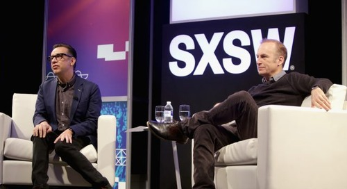 A Conversation with Bob Odenkirk Moderated by Fred Armisen at the 2017 SXSW Conference [Video]
