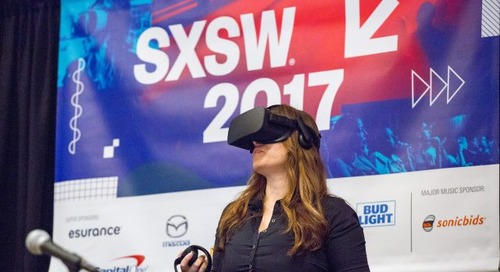 Convergence Tracks for SXSW Conference – 2018 PanelPicker