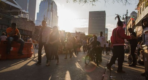 Activists, Artists, and Superheroes Unite: Day One Highlights at SXSW Cities Summit