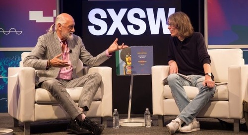 A Conversation with Mick Fleetwood at the 2017 SXSW Conference [Video]