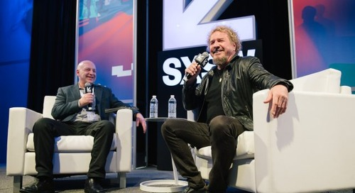A Conversation with Sammy Hagar at the 2017 SXSW Conference [Video]