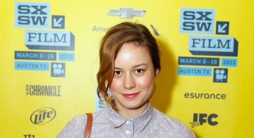 #TBT: 25 Years of SXSW Film – Brie Larson